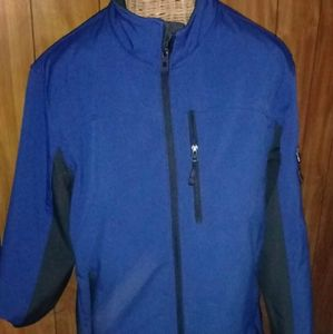 Free Country full zip outer shell jacket. Large